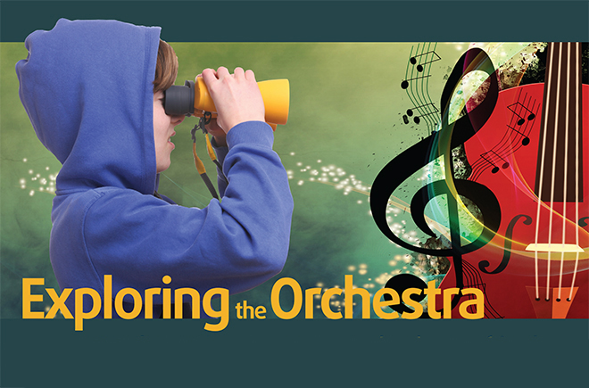 Play in an Orchestra!